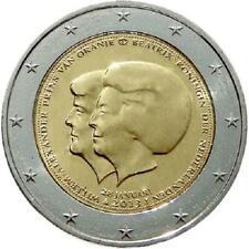 2 euro Olanda 2013 Abdicazione Regina Beatrice