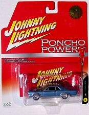 JOHNNY LIGHTNING PONCHO POWER 1965 PONTIAC GTO #4