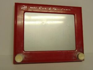 Vintage Toy ~ MAGIC Etch A Sketch 1980s Used ~ WORKING! Proceeds go to Charity!