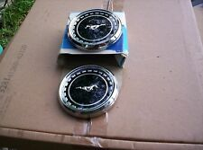 1969 69 mustang 428 351 302 roof emblems nos