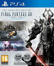 Dnd Egp226738 Square Enix Ps4 - Final Fantasy XIV online The complete Edition
