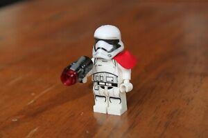 LEGO Star Wars Minifig 75104 First Order Storm Trooper Stormtrooper Officer NEW