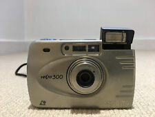 MINOLTA VECTIS 300 IX-DATE APS CAMERA and film