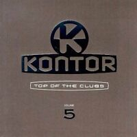 Kontor 05 (1999, mixed) Bob Marley vs. Funkstar de Luxe, Moby, Paul Joh.. [2 CD]