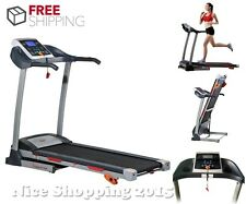 Treadmill Jogging Machine Incline Cardio Exercise Home Gyms Fitness Walking Run