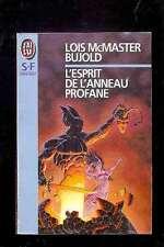 Lois McMaster Bujold - L'Esprit dfe l'anneau profane J'ai Lu SF 3762 1994 CAZA