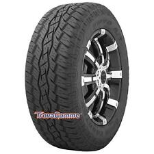 KIT 4 PZ PNEUMATICI GOMME TOYO OPEN COUNTRY AT PLUS M+S 255/65R17 110H  TL  FUOR