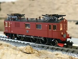fleischmann n scale piccolo engine 7368 electric lighted front&rear
