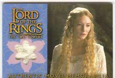 Lord Of The Rings TTT Update Costume Card Galadriels Silk Chiffon
