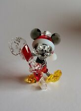 Swarovski, 2016 Mickey Mouse Christmas Ornament With Candy Cane, Art No 5135938