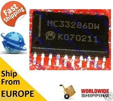 MC33286 DW [ MC33286DW ] FREESCALE DUAL HIGH SIDE DRIVER IC Chip SMD - NEW