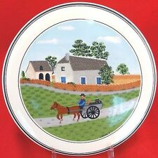 "NAIF DESIGN TRIVIT ROUND 6"" diameter Villeroy & Boch NEW NEVER USED Horse & Cart"