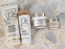 New Lot Of 4 Lancome Absolue Premium Bx Day Cream+ Eye Cream+ Cleanser+Toner Set