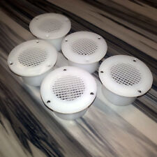 5 X GAS DROP OUT FLOOR VENT FOR CAMPERVAN / MOTORHOME /CARAVAN