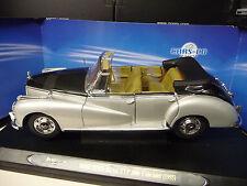 1:18 Ricko Mercedes 300 C Cabriolet bicolor grey/black 1955 limited Ed. NEU NEW