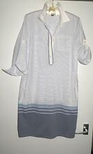 SOLD OUT!CURRENT COLLECTION TOMMY HILFIGER CELINE STRIPED NAUTICAL DRESS