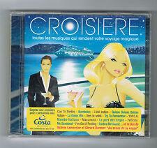 CROISIÉRE  - 2 CD SET - 42 TITRES - 2011 - NEUF NEW NEU