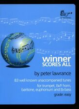 Winner Scores All for Treble Clef Brass (Part) Trumpet/Co... BW0138TC
