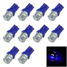 20 Pcs Blue LED 1210 2835 10 SMD Car T10 W5W Bulb Wedge Side Light Bulb Lamp 12V