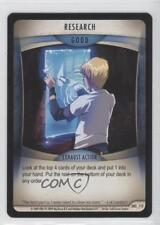 2009 Huntik Trading Card Game - Secrets and Seekers #SAS_113 Research Gaming 1i3
