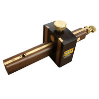 Woodwork Brass Mortice Scribe Marking Gauge Measuring Tool Professional