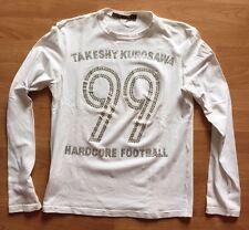Takeshy Kurosawa Herrenshirt, Longsleeve,T-Shirt, Langarmshirt Strasssteinen