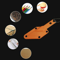 Stainless Steel Camping Outdoor Mini Portable Carving Knife EDC Tool  NEW