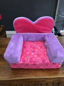 build a bear chair bed