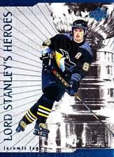 1998-99 Upper Deck Lord Stanleys Heroes #3 Jaromir Jagr