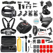 51 In 1 GoPro Accessories Hero 5 4 3 2 1 Bundle Camera Outdoor Sports Set Kit