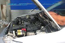 01-03 Mitsubishi Lancer Carbon Fiber Strut Gas Lift Hood Shock Stainless Damper