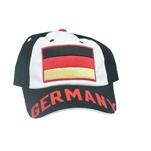 Germany National Team Football Soccer Official Adult Size Adjustable Hat Cap New