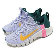 Nike Wmns Free Metcon 3 Light Marine Yellow Green Pink Women Training CJ6314-564