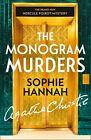 Sophie Hannah__ The Monogramme Murders __ étagère usure ___ Livraison gratuite