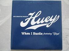 Huey feat. Lloyd - When I Hustle - Hitz Committee Cardsleeve PROMO CD (5 Tracks)