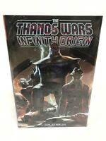 Thanos Wars Infinity Origin Omnibus LEE COVER Marvel New Factory Sealed $100