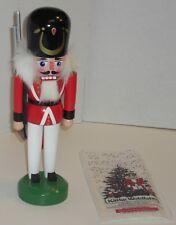 Käthe Wohlfahrt Handmade Nutcracker Soldier 11'', from Rothenburg Germany