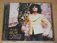 Marc Bolan/ Acoustique Warrior / CD Album De