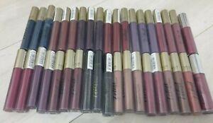 Wholesale Lot Of X35 MUA Velvet Lip Lacquer Liquid Lipsticks, Sealed, See Descri