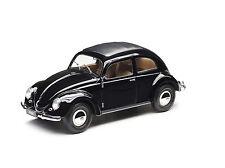 ORIGINALE VW MAGGIOLINO Brezelkäfer 1950 NERO 1:18 111099302 041 INSERIMENTO