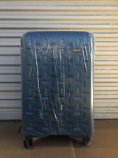 New other Antler suitcase/luggage teal color hard shell 30""