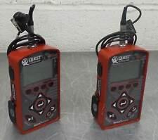 Lot of 2 Quest NoisePro DL Personal Noise Dosimeter