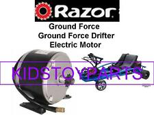 New Razor Ground Force Drifter Go Kart Electric Motor