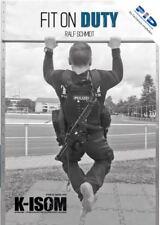 """Ralf Schmidt """"FIT ON DUTY"""" geistige & körperliche Fitness Polizei Training NEU"""