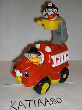 CAMION DE POMPIER SONORE LITTLE PEOPLE FISHER PRICE FIRE TRUCK REF J0243 / J0892