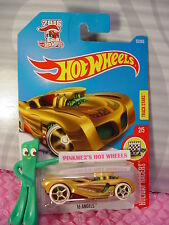 2017 i Hot Wheels 16 ANGELS #52✰gold/red;oh5 white✰2016 Happy Holiday✰Racers✰C