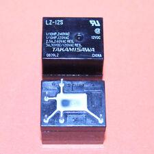 2 pcs. lz-12s relais Takamisawa 12 V 250vac 3 A 1 Changeur 2pcs.