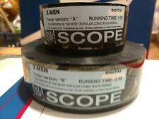 "2 SUPER RARE ""X-Men"" Original Movie Trailers Version A and B 2000 SEALED!"