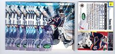 1X TOMMY SALO 1995 96 Parkhurst #128 Rookie RC NM-NMMT Lots Available SWEDEN