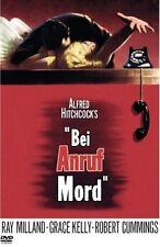 Bei Anruf Mord  * DVD *  von Alfred Hitchcock - Grace Kelly - NEU / OVP